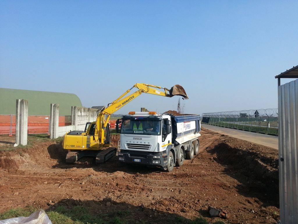 Aeroporto Ghedi : Italimpresa s r l edilizia delle grandi opere i lavori